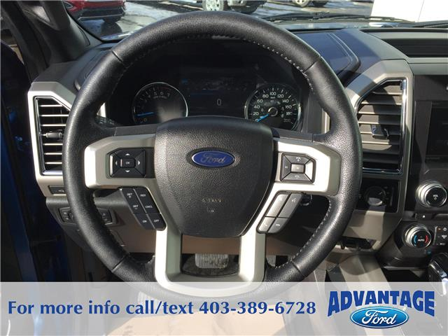 2015 Ford F-150 Lariat (Stk: J-570A) in Calgary - Image 4 of 10