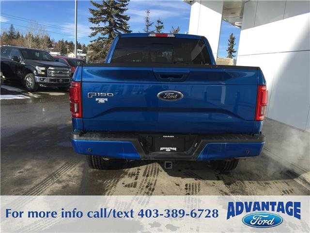 2015 Ford F-150 Lariat (Stk: J-570A) in Calgary - Image 10 of 10