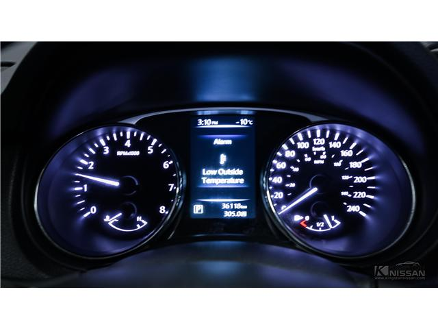 2016 Nissan Rogue SV (Stk: PM17-341) in Kingston - Image 14 of 30