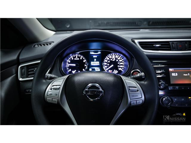 2016 Nissan Rogue SV (Stk: PM17-341) in Kingston - Image 15 of 30