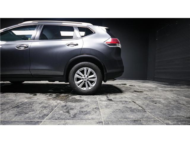 2016 Nissan Rogue SV (Stk: PM17-341) in Kingston - Image 25 of 30