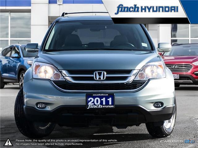 2011 Honda CR-V EX-L (Stk: 80552) in London - Image 2 of 27