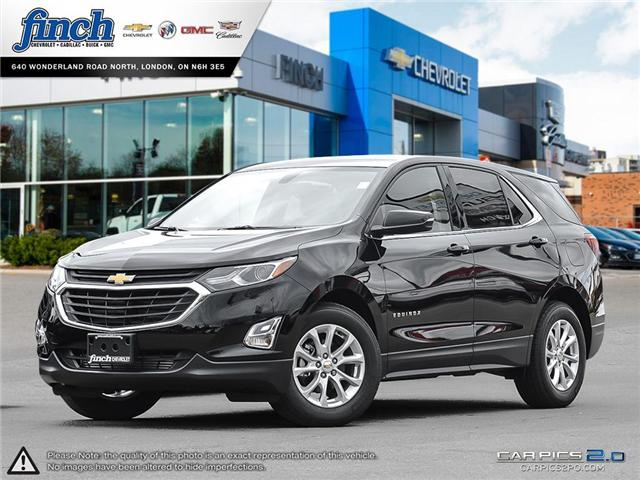 2018 Chevrolet Equinox LT (Stk: 137355) in London - Image 1 of 27