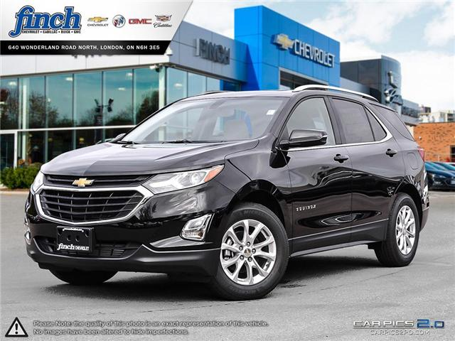 2018 Chevrolet Equinox LT (Stk: 137696) in London - Image 1 of 27