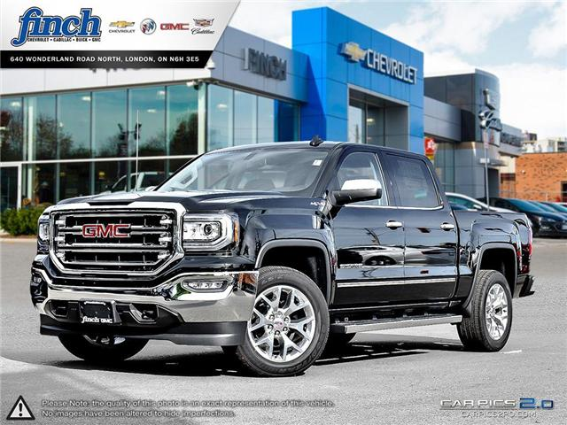 2018 GMC Sierra 1500 SLT (Stk: 137171) in London - Image 1 of 27