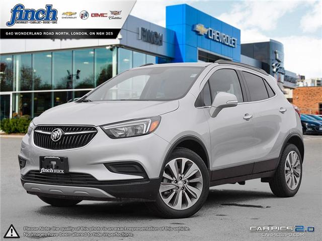2018 Buick Encore Preferred (Stk: 139305) in London - Image 1 of 27