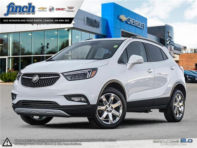 2017 Buick Encore Essence (Stk: 138836) in London - Image 1 of 26