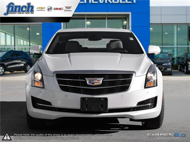 2018 Cadillac ATS 2.0L Turbo Luxury (Stk: 139105) in London - Image 2 of 27