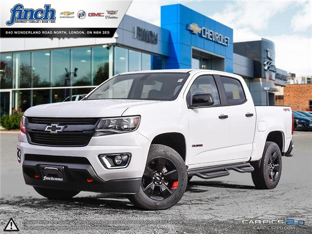 2018 Chevrolet Colorado LT (Stk: 138823) in London - Image 1 of 30
