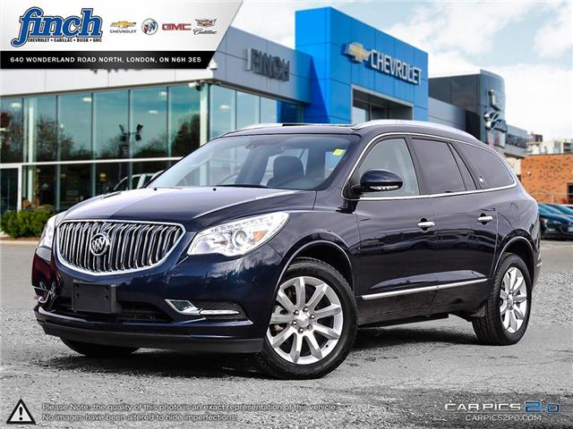 2017 Buick Enclave Premium (Stk: 138760) in London - Image 1 of 27