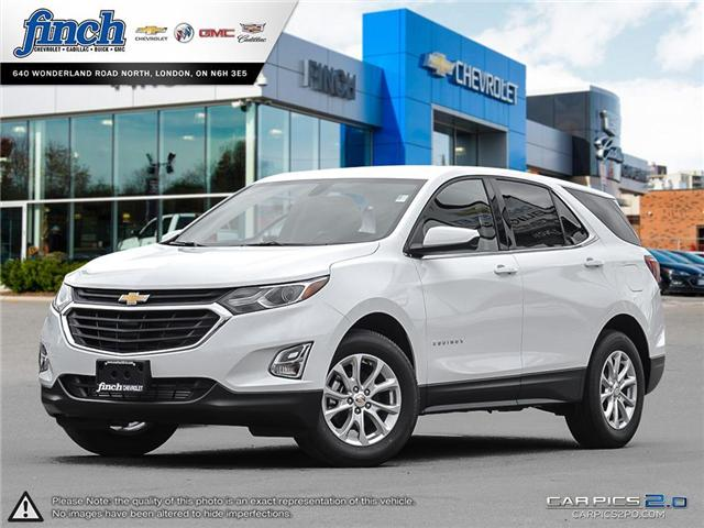 2018 Chevrolet Equinox 1LT (Stk: 137336) in London - Image 1 of 27