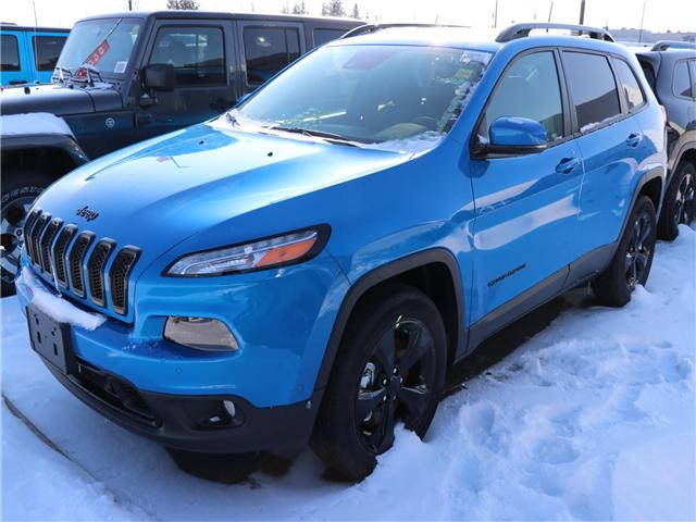 2018 Jeep Cherokee Limited (Stk: 8216) in London - Image 1 of 20