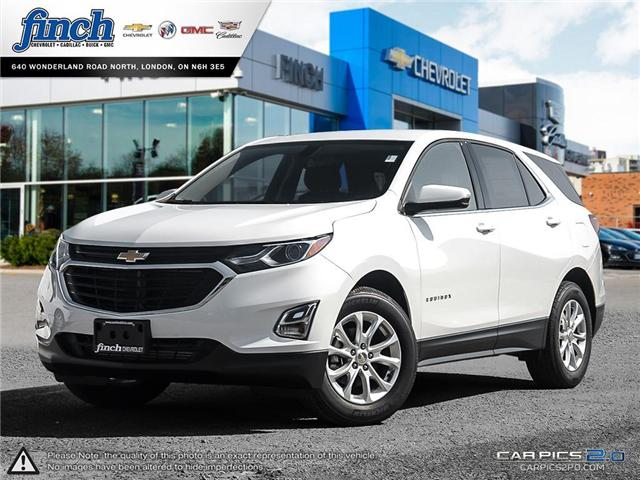 2018 Chevrolet Equinox LT (Stk: 137432) in London - Image 1 of 27