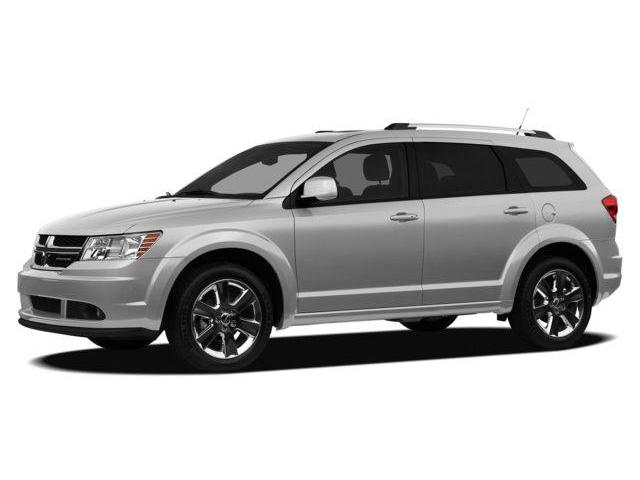 2012 Dodge Journey SXT & Crew (Stk: AB-08) in Okotoks - Image 1 of 1