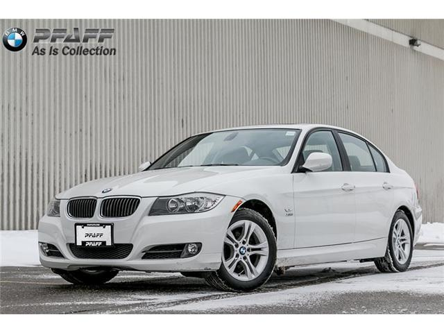 2011 BMW 328i xDrive (Stk: U4695) in Mississauga - Image 1 of 20