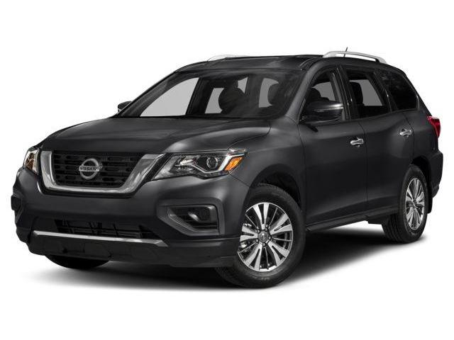2018 Nissan Pathfinder Midnight Edition (Stk: 18-090) in Smiths Falls - Image 1 of 9