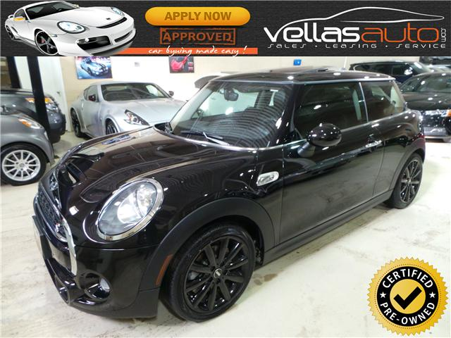 2017 MINI 3 Door  (Stk: NP9934) in Vaughan - Image 1 of 22