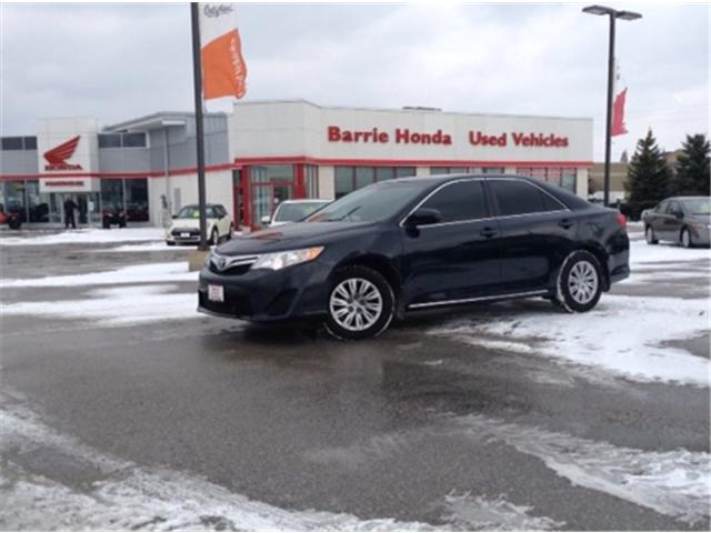 2012 Toyota Camry LE (Stk: L00037) in Barrie - Image 1 of 7
