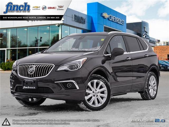 2017 Buick Envision Premium I (Stk: 132945) in London - Image 1 of 27