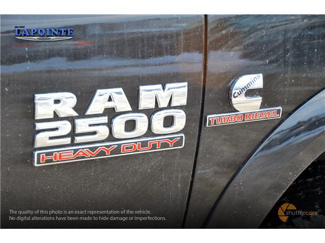 2018 RAM 2500 Longhorn (Stk: 18179) in Pembroke - Image 6 of 20