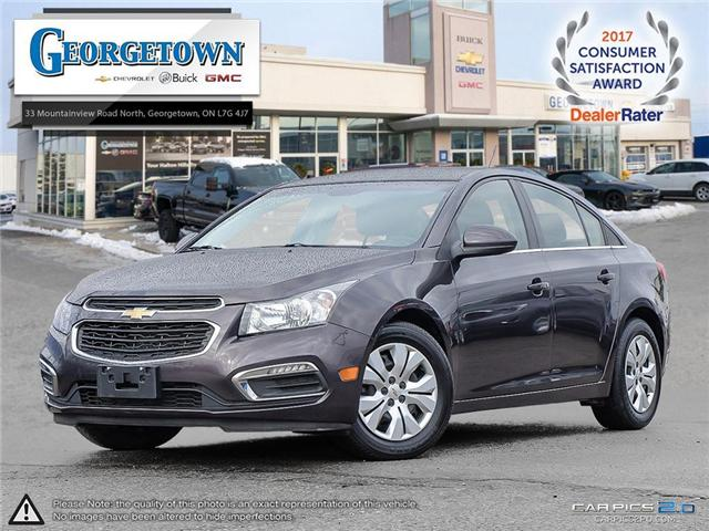 2015 Chevrolet Cruze 1LT (Stk: 26101) in Georgetown - Image 1 of 27