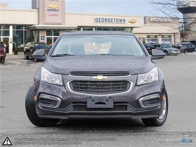 2015 Chevrolet Cruze 1LT (Stk: 26101) in Georgetown - Image 2 of 27