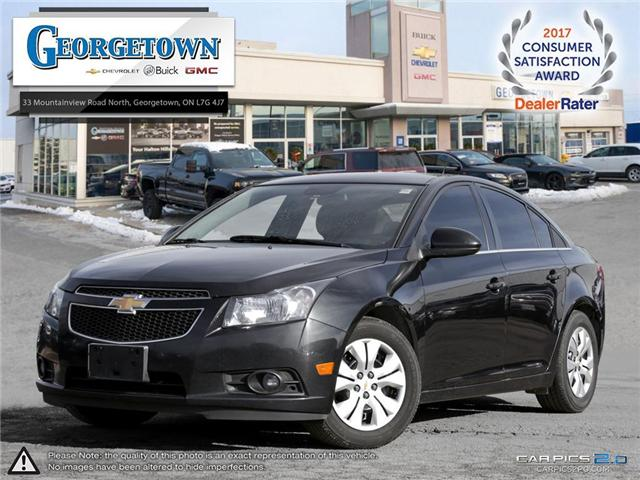 2014 Chevrolet Cruze 1LT (Stk: 26176) in Georgetown - Image 1 of 27
