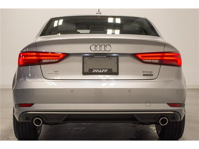 2018 Audi A3 2.0T Komfort (Stk: T14017) in Vaughan - Image 4 of 7