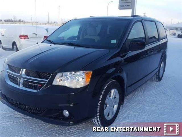 2018 Dodge Grand Caravan Crew (Stk: RT079) in  - Image 2 of 21