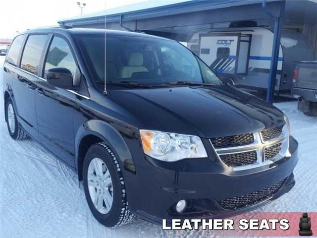 2018 Dodge Grand Caravan Crew (Stk: RT079) in  - Image 4 of 20