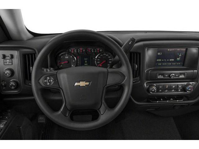 2018 Chevrolet Silverado 1500 Silverado Custom (Stk: T8K066T) in Mississauga - Image 4 of 9