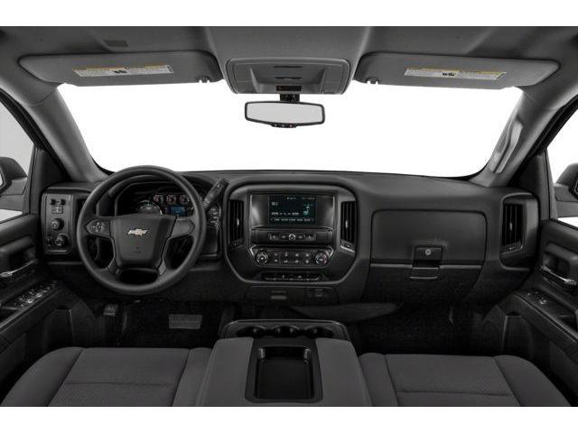 2018 Chevrolet Silverado 1500 Silverado Custom (Stk: T8K066T) in Mississauga - Image 5 of 9