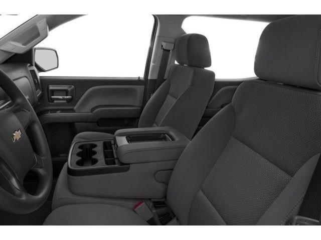 2018 Chevrolet Silverado 1500 Silverado Custom (Stk: T8K066T) in Mississauga - Image 6 of 9