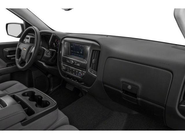 2018 Chevrolet Silverado 1500 Silverado Custom (Stk: T8K066T) in Mississauga - Image 9 of 9
