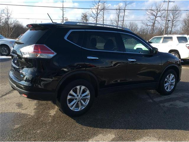 2015 Nissan Rogue S (Stk: 17-050A) in Smiths Falls - Image 4 of 11