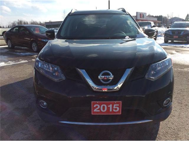 2015 Nissan Rogue S (Stk: 17-050A) in Smiths Falls - Image 7 of 11