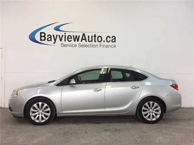 2013 Buick Verano - ALLOYS|LTHR TRIM|BLUETOOTH|ON STAR|CRUISE! (Stk: 32053) in Belleville - Image 1 of 22