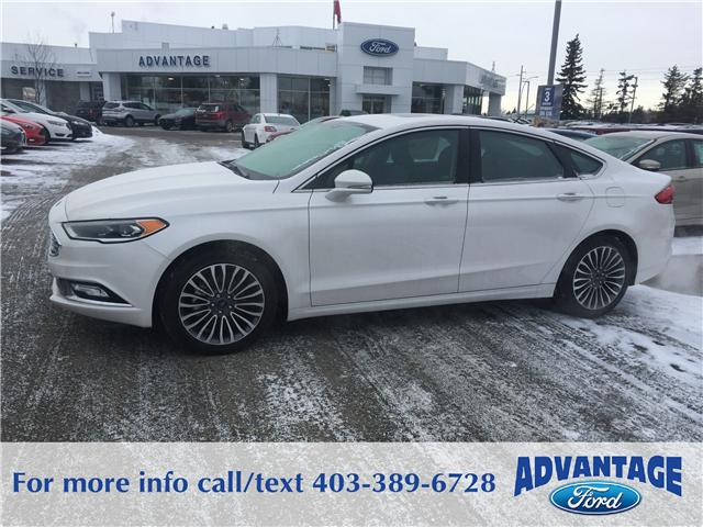 2017 Ford Fusion SE (Stk: H-249) in Calgary - Image 2 of 5