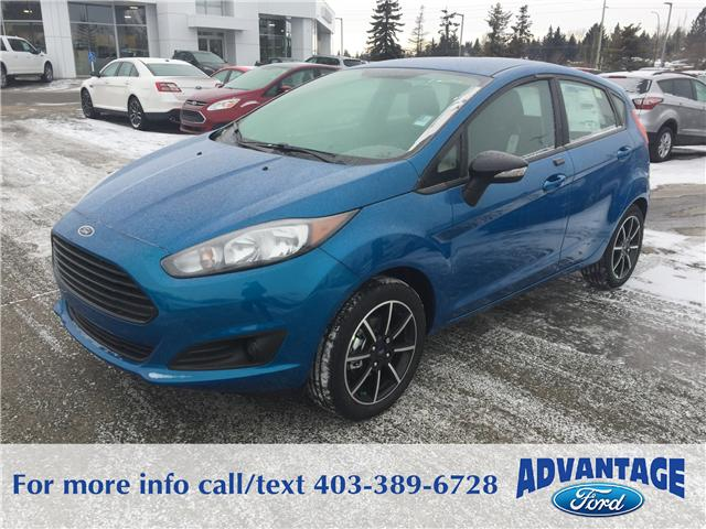 2017 Ford Fiesta SE (Stk: H-1945) in Calgary - Image 1 of 5