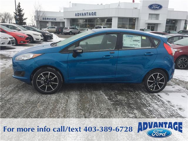 2017 Ford Fiesta SE (Stk: H-1945) in Calgary - Image 2 of 5