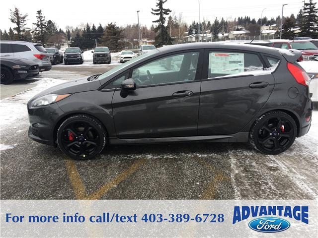 2017 Ford Fiesta ST (Stk: H-1946) in Calgary - Image 2 of 5