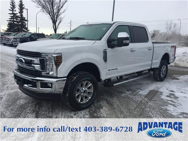 2018 Ford F-350 XLT (Stk: J-224) in Calgary - Image 1 of 5