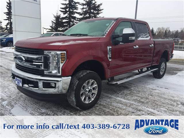 2018 Ford F-250 XLT (Stk: J-242) in Calgary - Image 1 of 5