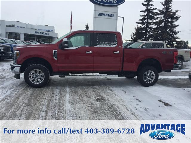 2018 Ford F-250 XLT (Stk: J-242) in Calgary - Image 2 of 5