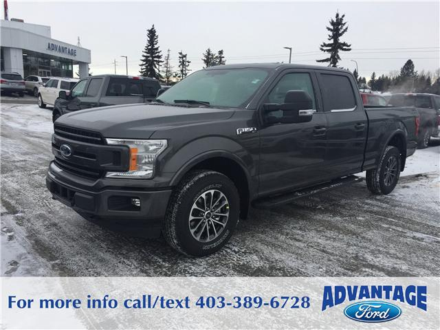 2018 Ford F-150 XLT (Stk: J-282) in Calgary - Image 1 of 5