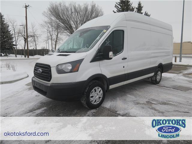 2018 Ford Transit-350 Base (Stk: J-77) in Okotoks - Image 1 of 5