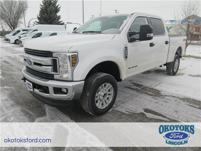 2018 Ford F-350 XLT (Stk: J-569) in Okotoks - Image 1 of 5