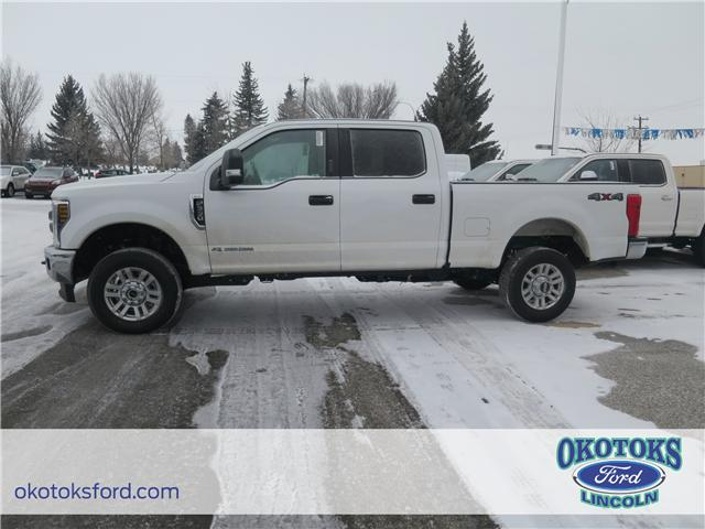 2018 Ford F-350 XLT (Stk: J-569) in Okotoks - Image 2 of 5