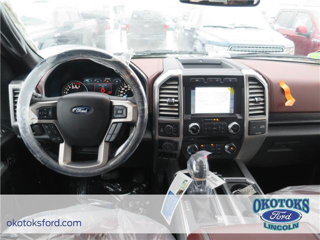 2018 Ford F-150 Platinum (Stk: JK-171) in Okotoks - Image 4 of 5