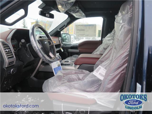 2018 Ford F-150 Platinum (Stk: JK-171) in Okotoks - Image 5 of 5